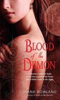 Review: Blood of the Demon by Diana Rowland