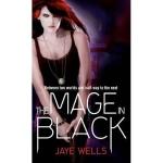 Mage in black Jaye Wells