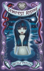Cover of Tempest Rising! Isn't it awesome? Wait til I show you cover for next book in series! (See Below)